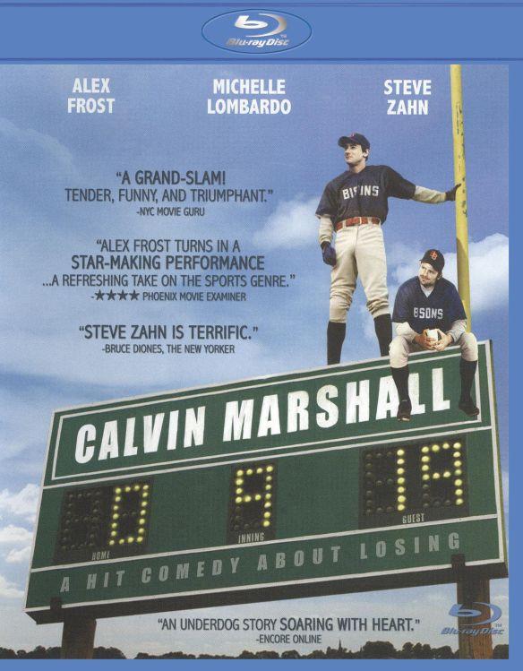 Calvin Marshall [Blu-ray] [2009] 18674444