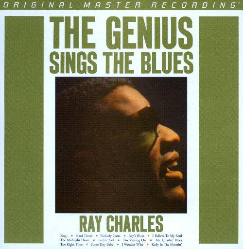 The Genius Sings the Blues [Super Audio Hybrid CD] 18675213