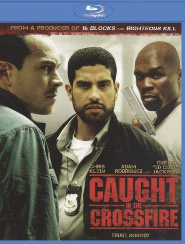 Caught in the Crossfire [Blu-ray] [2010] 18682543