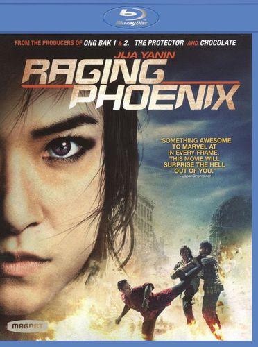 Raging Phoenix [Blu-ray] [2009] 18691438