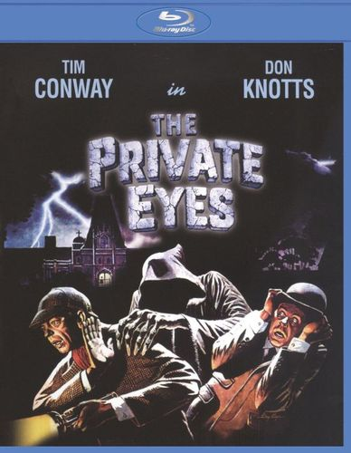 The Private Eyes [Blu-ray] [1980] 18696982