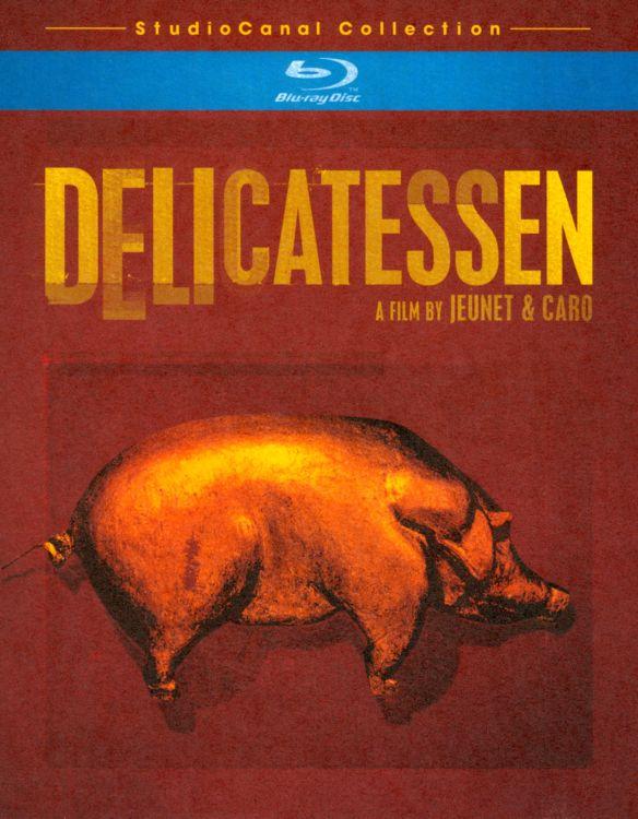 Delicatessen [Blu-ray] [1991] 18709174