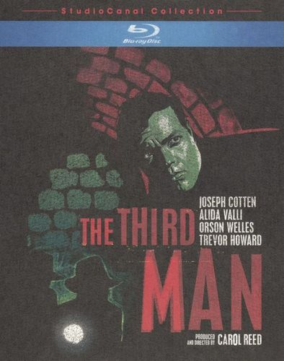 The Third Man [Blu-ray] [1949] 18709208