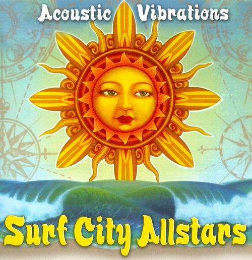 Acoustic Vibrations [CD] 18710665