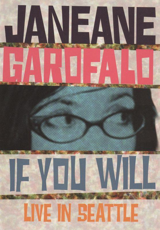 Janeane Garofalo: If You Will - Live in Seattle [DVD] [2010] 18712636