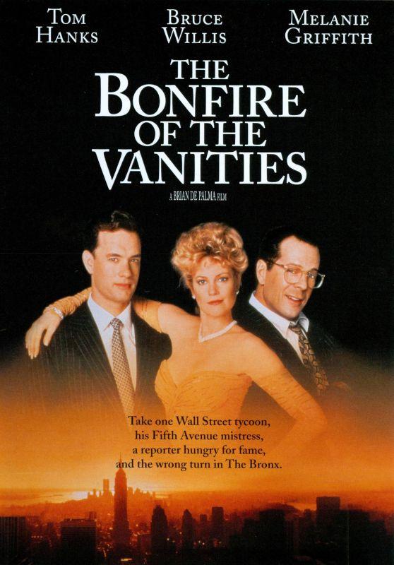 The Bonfire of the Vanities [DVD] [1990] 18720565