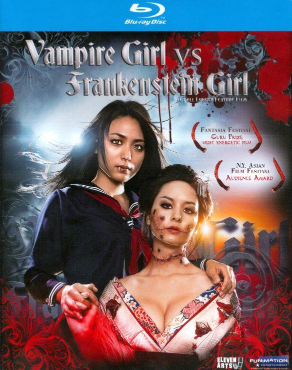 Vampire Girl vs. Frankenstein Girl [Blu-ray] [2009] 18721616
