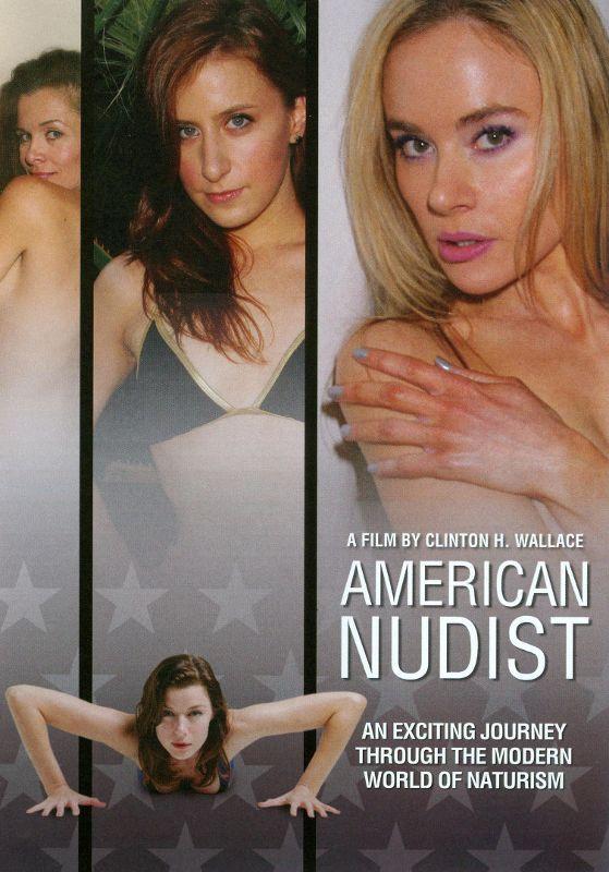 American Nudist [DVD] [2011] 18731622