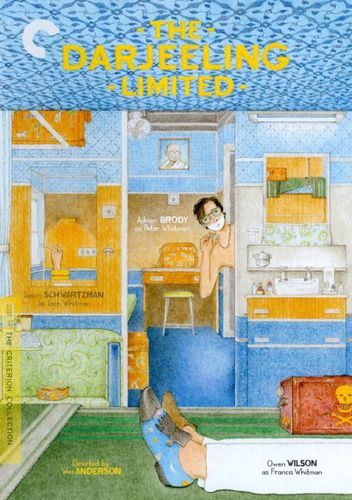 The Darjeeling Limited [Criterion Collection] [DVD] [2007] 18746832