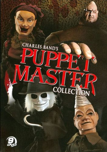 Puppet Master Collection [9 Discs] [DVD] 18759663