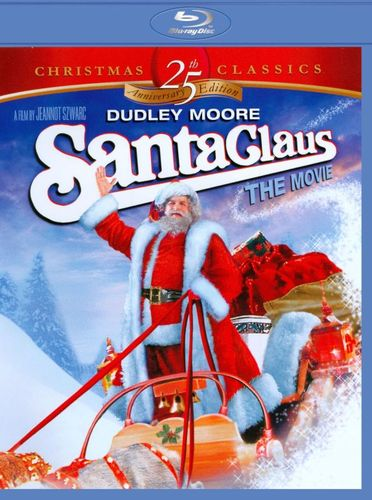 Santa Claus: The Movie [WS] [25th Anniversary] [Blu-ray] [1985] 18761446