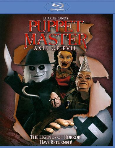 Puppet Master: Axis of Evil [Blu-ray] [2010] 18761677