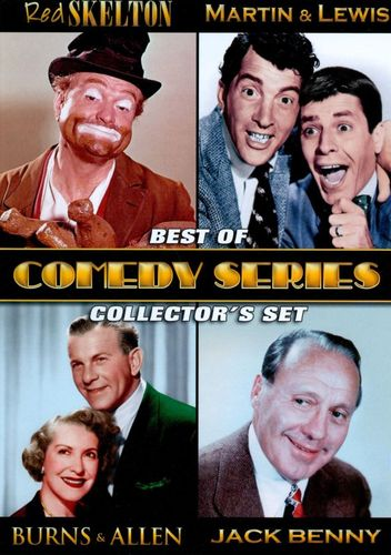 Comedy Series Collector's Set [2 Discs] [DVD] 18762172