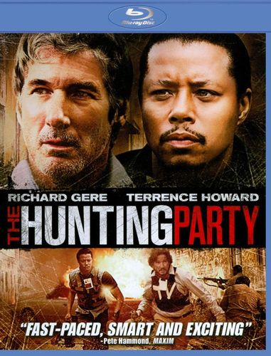 The Hunting Party [Blu-ray] [2007] 18764513
