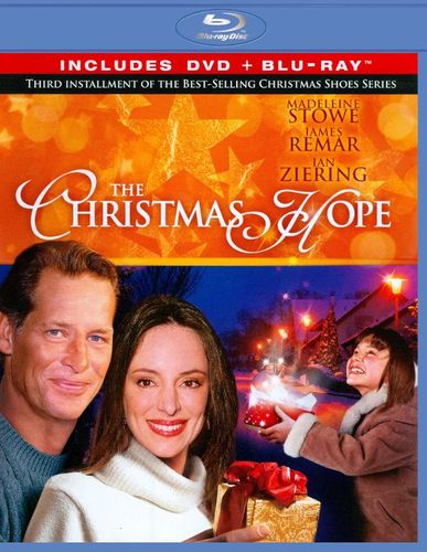 The Christmas Hope [2 Discs] [Blu-ray/DVD] [2009] 18768555