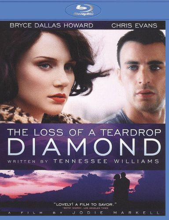 The Loss of a Teardrop Diamond [Blu-ray] [2008] 18768761