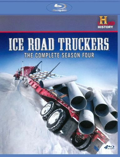 Ice Road Truckers: The Complete Season Four [Blu-ray] 18770323
