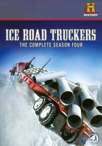 Ice Road Truckers: The Complete Season Four [4 Discs] [DVD] 18770438