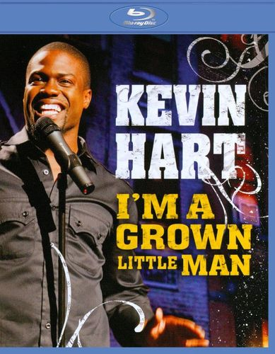 Kevin Hart: I'm a Grown Little Man [Blu-ray] [2008] 18777853
