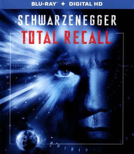 Total Recall [Includes Digital Copy] [UltraViolet] [Blu-ray] [1990] 1878047