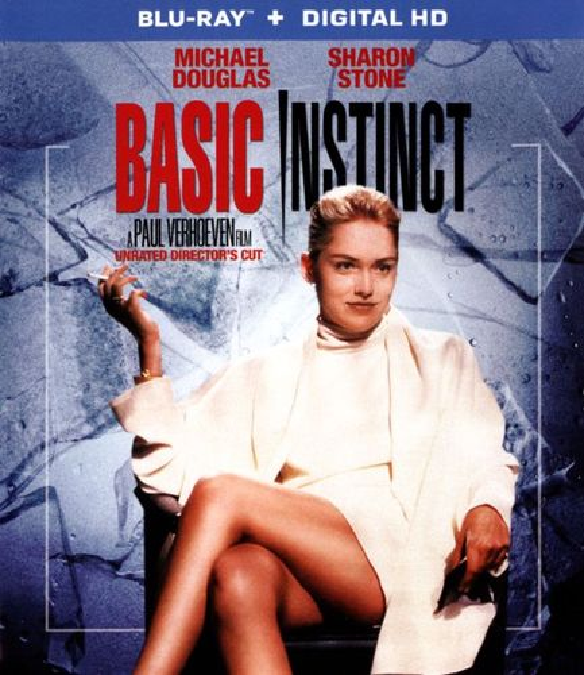 Basic Instinct [Blu-ray] [1992] 1878092