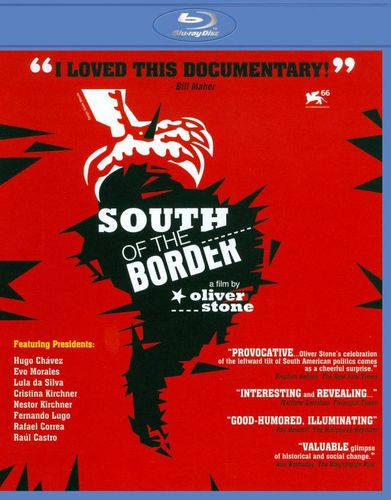 Image of South of the Border [Blu-ray] [2009]