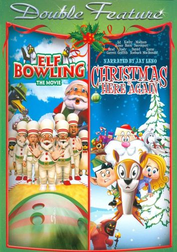 Elf Bowling: The Movie/Christmas Is Here Again [DVD] 18791261
