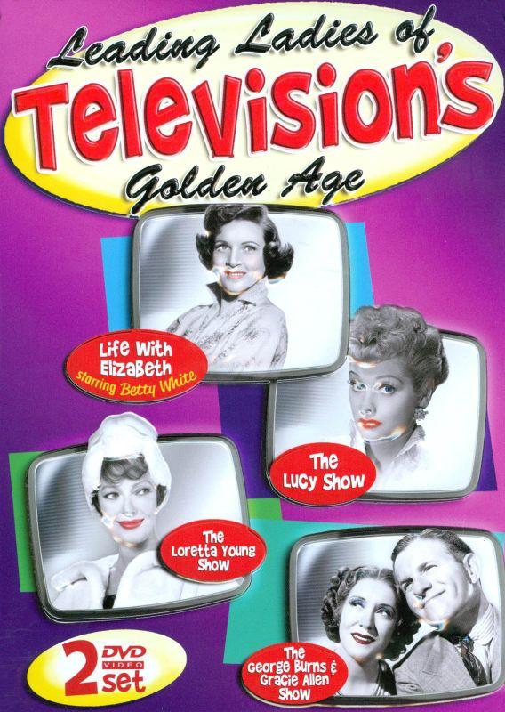 Leading Ladies of Television's Golden Age [2 Discs] [Tin Case] [DVD] 18792418