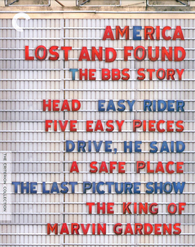 America Lost and Found: The BBS Story [Criterion Collection] [6 Discs] [Blu-ray] 18793444
