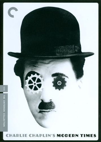 Modern Times [Criterion Collection] [DVD] [1936] 18793532