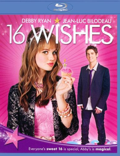 Image of 16 Wishes [Blu-ray] [2010]