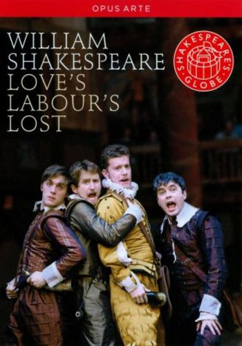 Love's Labour's Lost from Shakespeare's Globe [DVD] [2010] 18800084