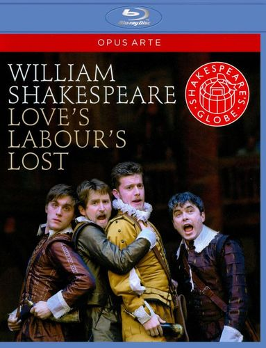 Love's Labour's Lost from Shakespeare's Globe [Blu-ray] [2010] 18800093