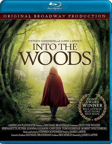 Into the Woods [Blu-ray] [1990] 1880027