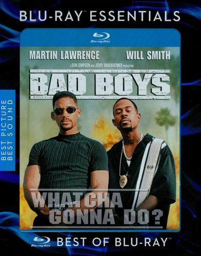 Bad Boys [Blu-ray] [1995] 18823713