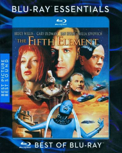 The Fifth Element [Blu-ray] [1997] 18824206