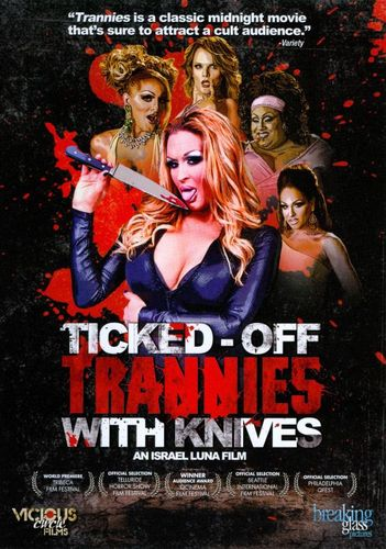 Ticked-Off Trannies with Knives [DVD] [2010] 18828132