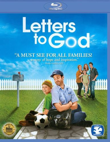 Letters to God [Blu-ray] [2009] 18828196