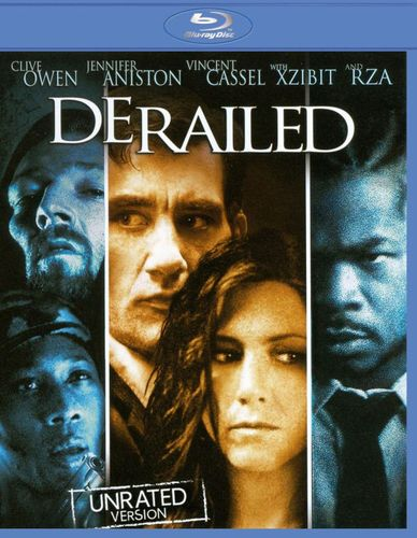 Derailed [Blu-ray] [2005] 18829908