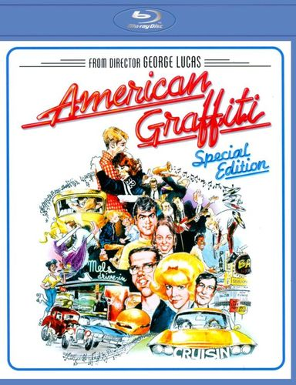 American Graffiti [Special Edition] [Blu-ray] [1973] 1883321
