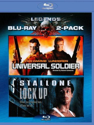 Universal Soldier/Lock Up [2 Discs] [Blu-ray] 18834355
