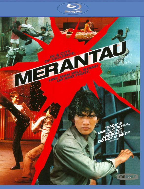 Merantau [Blu-ray] [2009] 18843961