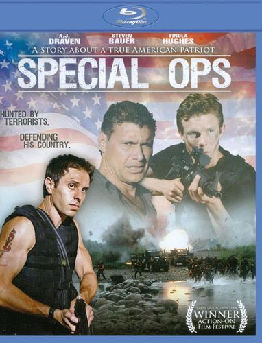 Special Ops [Blu-ray] [2010] 18849407