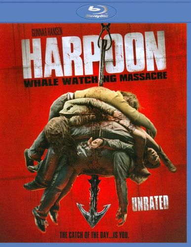 Harpoon: Whale Watching Massacre [Unrated] [Blu-ray] [2009] 18854885