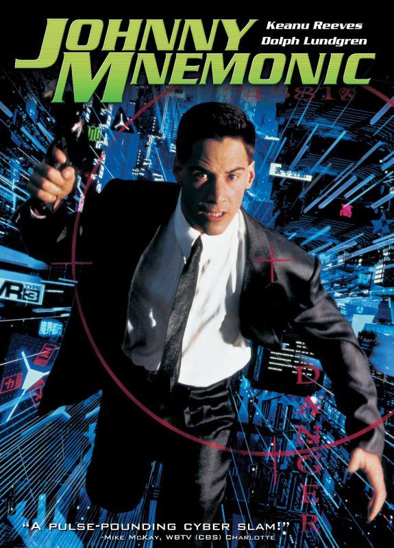 Johnny Mnemonic [DVD] [1995] 18860207