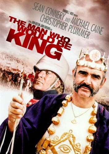 The Man Who Would Be King [DVD] [1975] 18862711