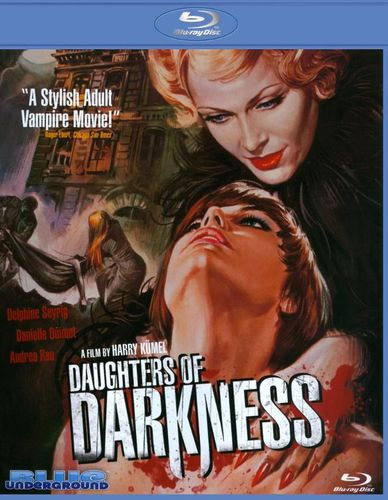 Daughters of Darkness [Blu-ray] [1971] 18870191