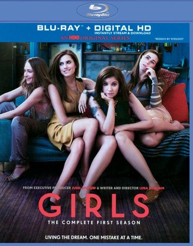 Girls: The Complete First Season [2 Discs] [Blu-ray] 1888107