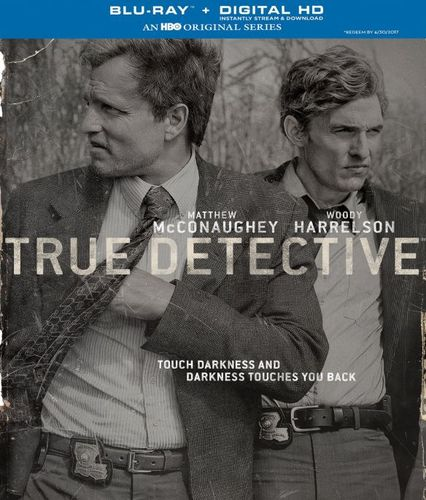 True Detective: The Complete First Season [3 Discs] [Blu-ray] 1888134