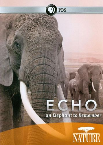 Nature: Echo - An Elephant to Remember [DVD] [2010] 18881515